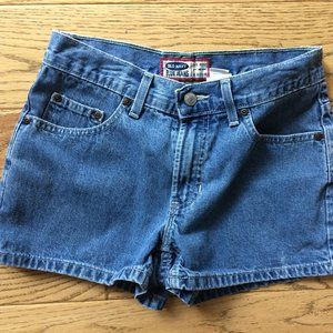 *2/15* Blue Jeans Womens Shorts Size 2